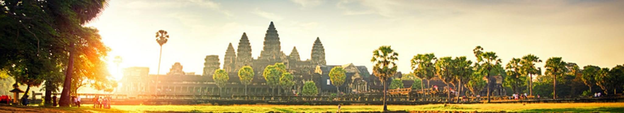 Центр Вселенной:<br>Сием Реап, Ангкор, Сием Реап