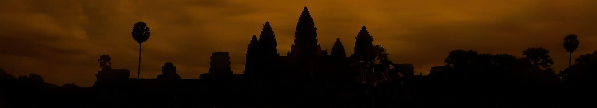 Наследие короля Сурьявармана ІІ:<br>Сием Реап, храмы Ангкора, водопад Кулен, Сием Реап