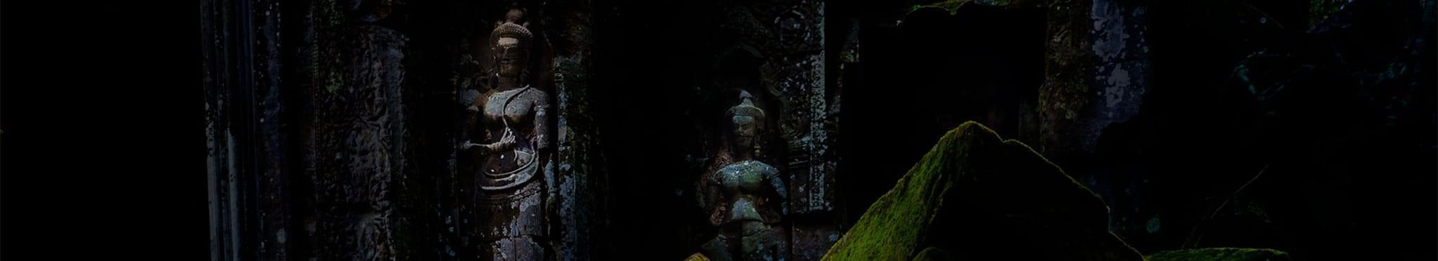 Мир Изумрудного Будды:<br>Сием Реап, храмы Ангкора, о. Тонлесап, Сием Реап