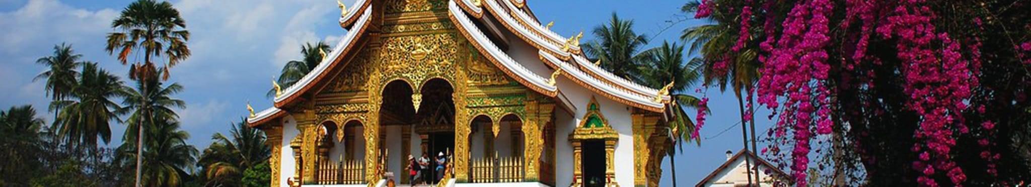 Город золотых храмов:<br>Луанг Прабанг, Ванг Вьенг, Вьентьян
