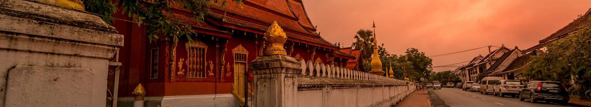 Страна вечного спокойствия:<br>Вьентьян, Луанг Прабанг