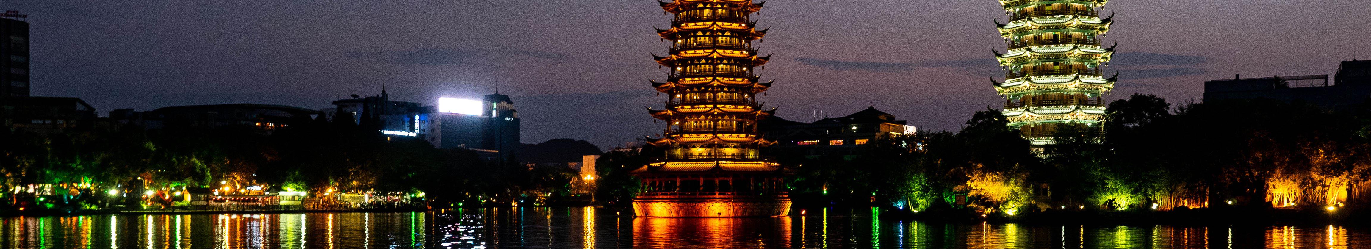Гранд-тур + Гуйлинь <br> Пекин — Лоян — Сиань — Гуйлинь — Шанхай