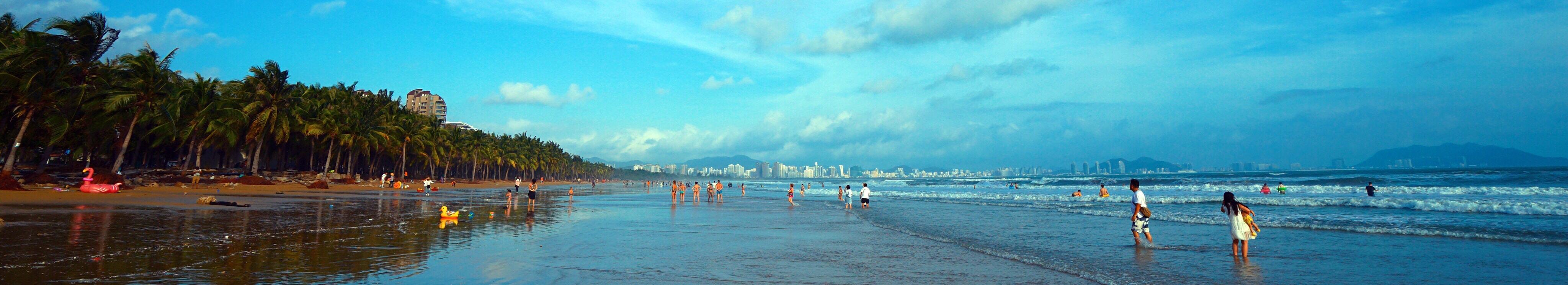 Восточные Гавайи <br> Пекин — Сиань — Санья — Шанхай