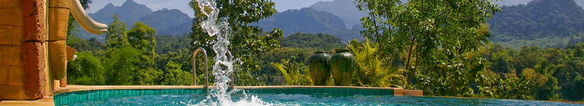 Красота Лаоса:<br>Хуайсай, Пакбенг, круиз по Меконгу, Луанг Прабанг