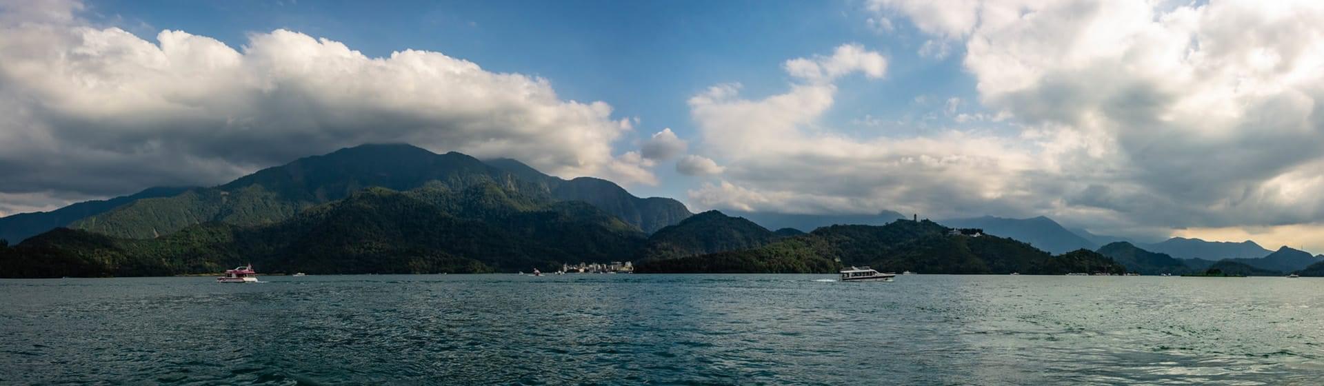 Озеро Солнца и Луны, местечко Пули и Луган <br> Тайбэй — Наньтоу — Пули — озеро Солнци и Луны — Луган — Тайбэй