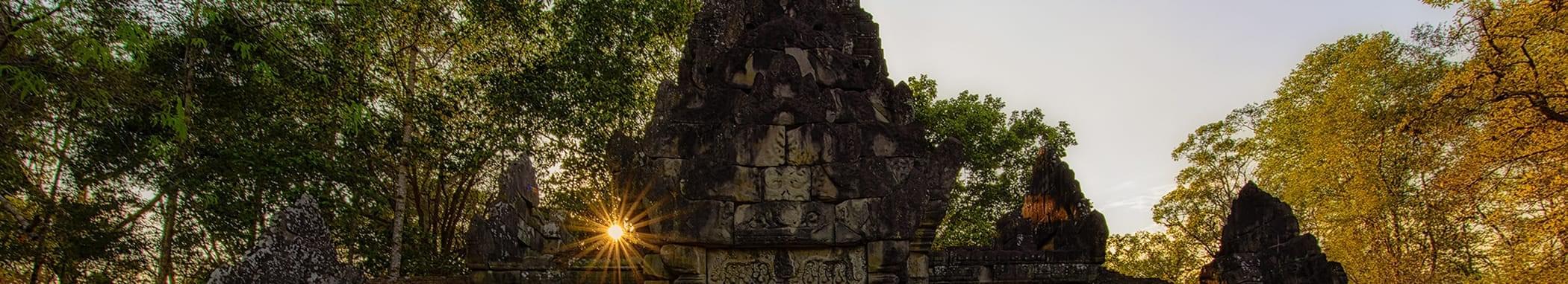Королевство Вишну:<br>Сием Реап, Ангкор, Сием Реап