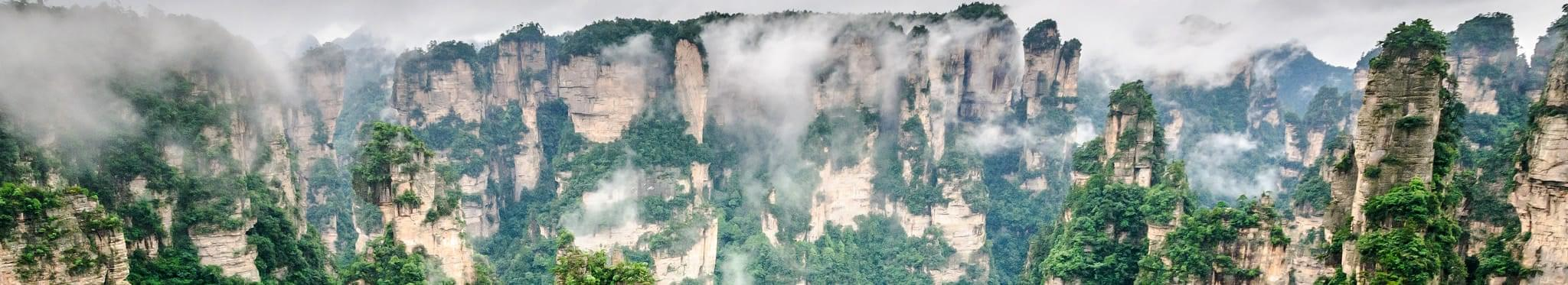 Долина шести чудес <br> Пекин — Лоян — Сиань — Чжанцзяцзе — Шанхай