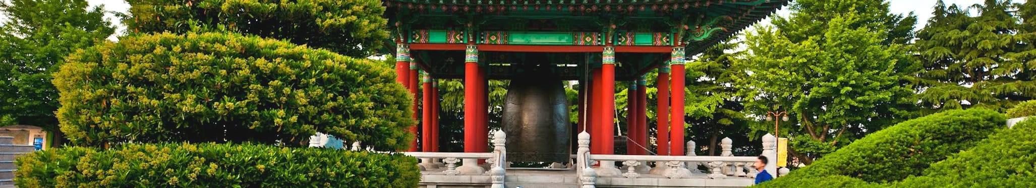 Магия востока:<br>Сеул, Пусан, Кёнджу, Сеул