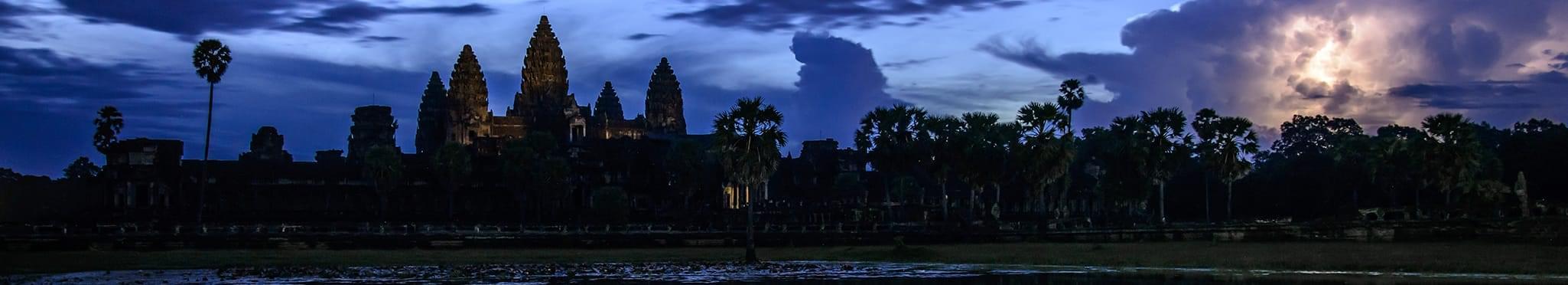 Столица последней Империи:<br>Ханой, Халонг, Луанг Прабанг, Сием Реап, Ангкор, Хошимин