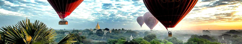 Знакомство с Мьянмой:<br>Янгон, Баган, г. Попа, Хехо, озеро Инле, Янгон