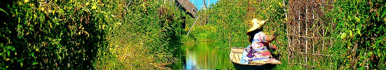 Легенды Мьянмы:<br>Янгон, Баган, г. Попа, Хехо, озеро Инле, Янгон