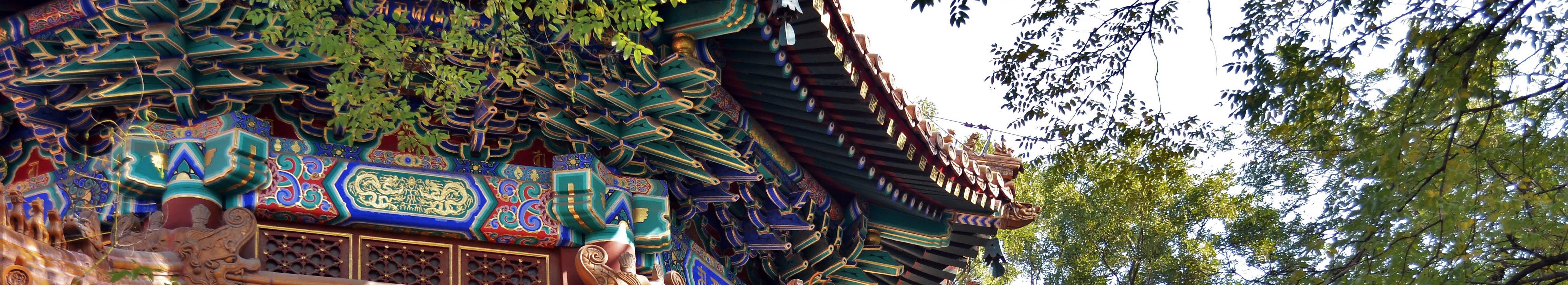 Гранд-тур в Китай<br> Пекин — Лоян — Сиань — Сучжоу — Шанхай<br> 2020 год