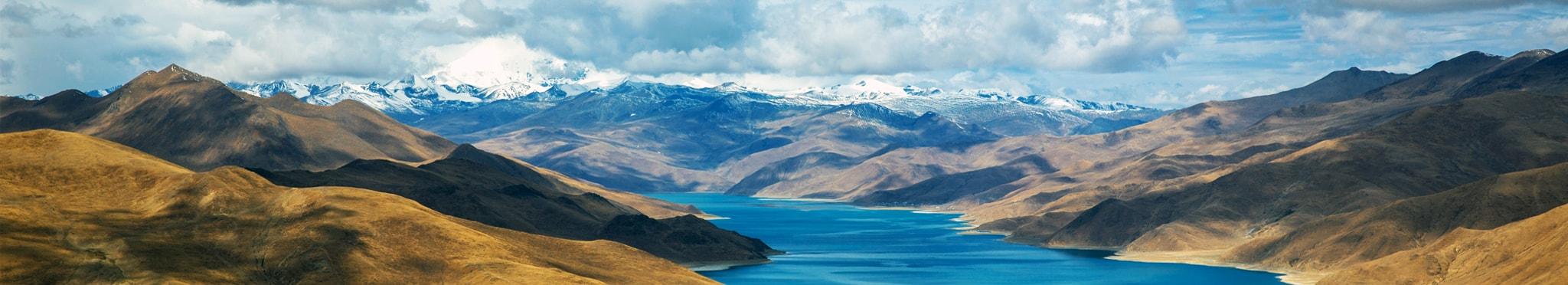 Тайны Тибета <br> Пекин – Лхаса – озеро Ямдрок Цхо — Шанхай