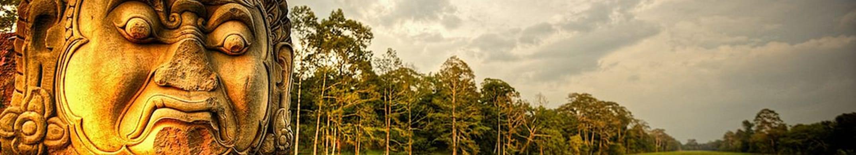 Империя кхмеров: <br> Ханой, Халонг, Луанг Прабанг, Сием Реап, Ангкор, Хошимин, Муйне, Хошимин