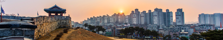 Корейское мировое наследие:<br>Сеул, Сувон, Канхвадо, деревня Янгдонг, Кенджу, Пусан, Чеджу, Сеул