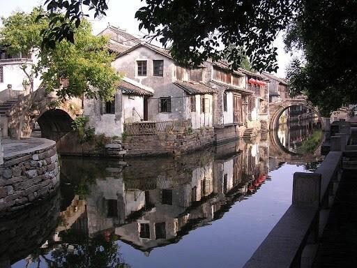 город музей чжучжуань - достопримечательности шанхая фото