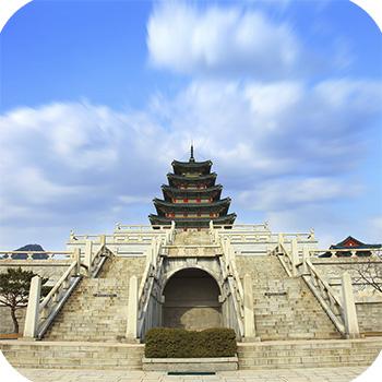 Дворец Кёнбоккун фото 11