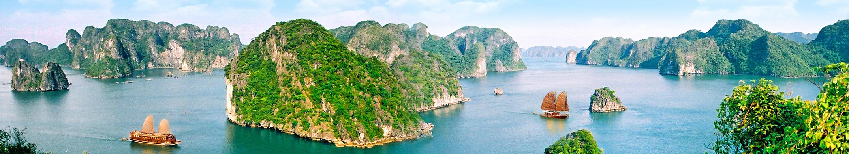 Многоликий Вьетнам<br>Ханой, Халонг, Хюэ, Хойан, дельта Меконга, Хошимин