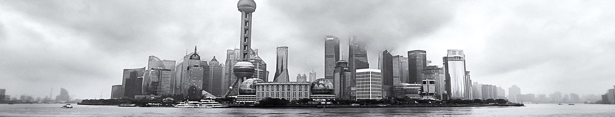 Королева востока<br> Шанхай