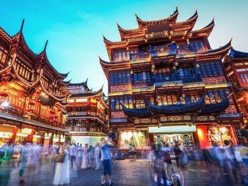 Интересные места Шанхая: Что посмотреть в Шанхае за 3 дня?