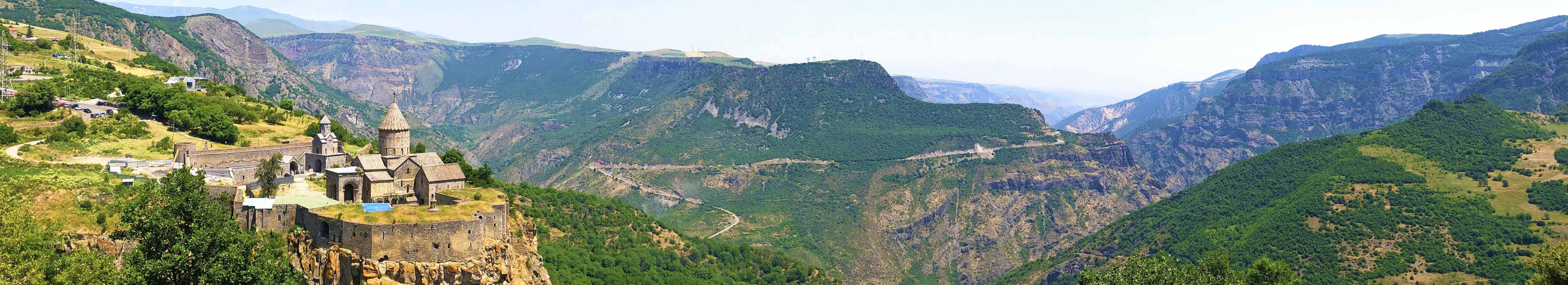 Знакомство с Арменией <br> Ереван – Гарни – Гегард
