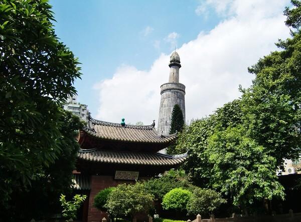 мечеть хуайшэн - достопримечательности гуанчжоу