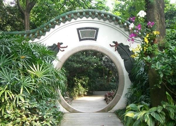 парк орхидей - достопримечательности гуанчжоу