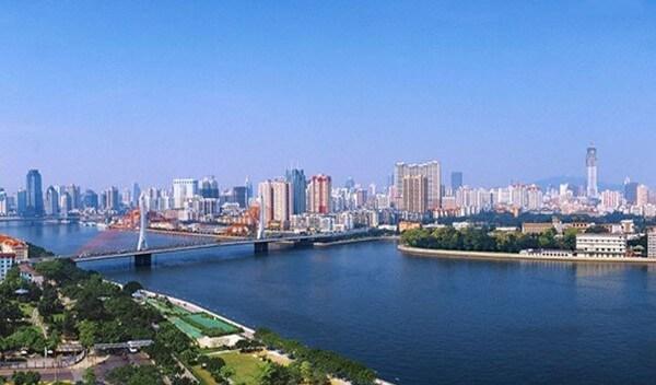 жемчужная река - достопримечательности гуанчжоу
