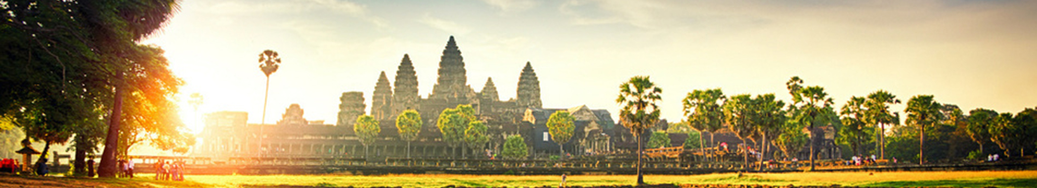 Города и пляжи:<br>Луанг Прабанг, Сием Реап, о. Ко Ронг, Пномпень