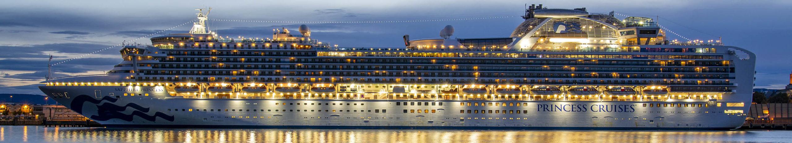 Круиз Юго-Восточная Азия <br> Sapphire Princess (Princess Cruises)