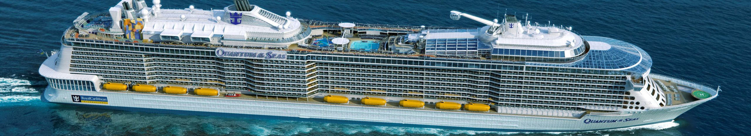 Юго-Восточная Азия<br> Quantum of the Seas (Royal Caribbean International)
