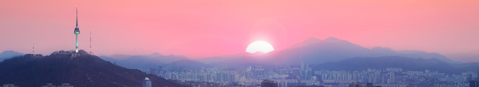 Особенный город:<br>Сеул