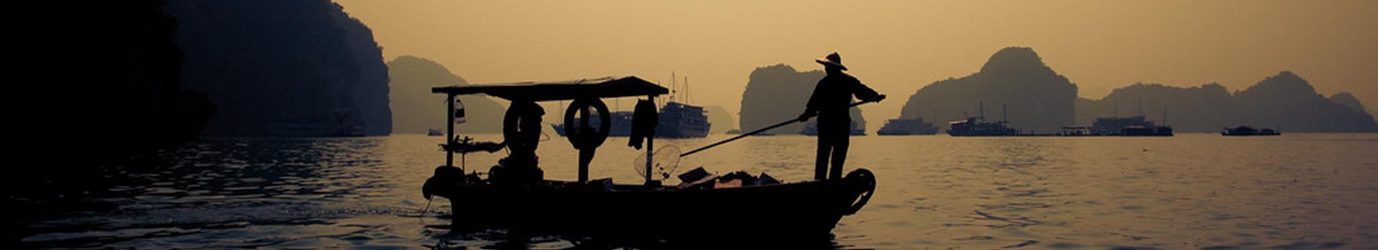 Чудо Вьетнама и великолепие Лаоса: <br> Ханой, Халонг, Луанг Прабанг, Ханой