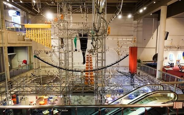 Музей Науки - интересные места Гонконга - фото