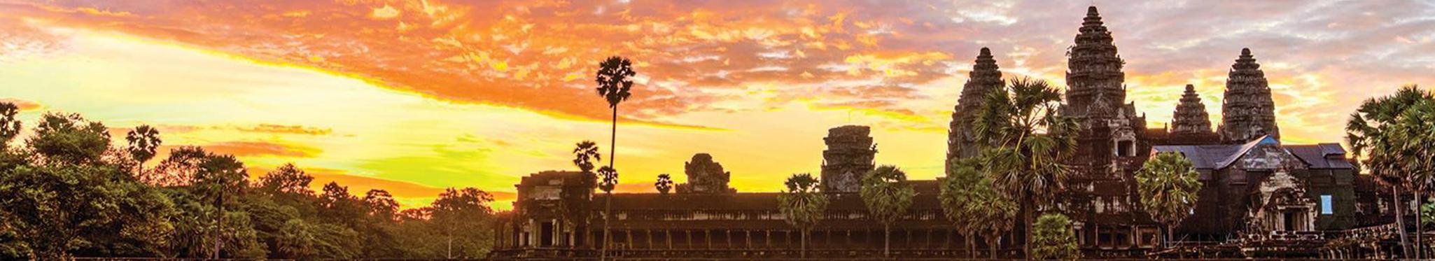 Храмы Ангкора и красные дюны Фантхиета: <br> Хошимин, Сием Реап, Ангкор, Фантхиет, Хошимин