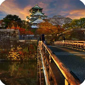 Замок Осака фото 10