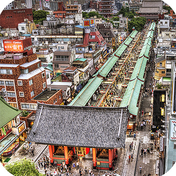 Токио храм Сенсо-дзи фото 18
